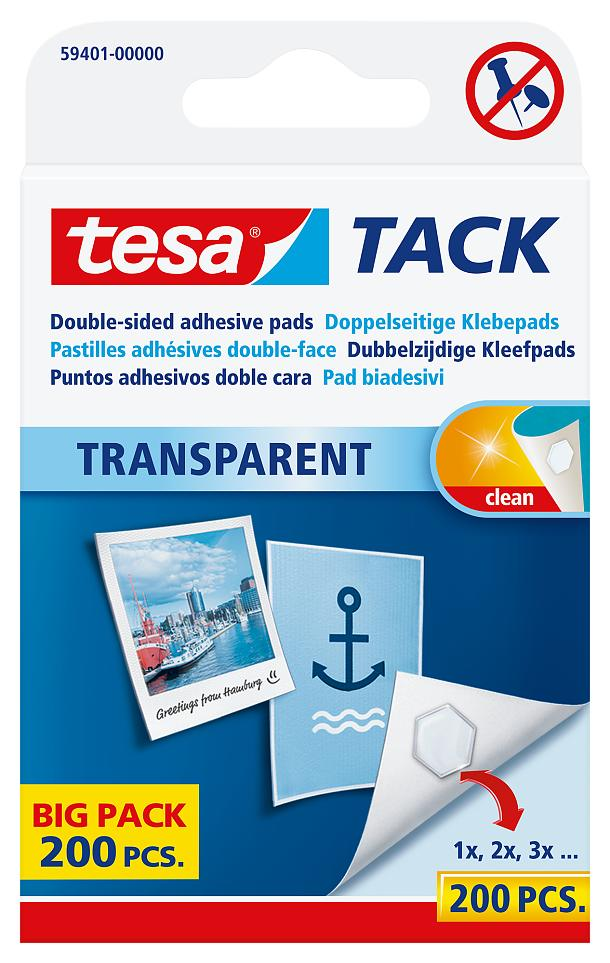 JA 001 Tesa Tack (Coins photo) - faire part et invitation