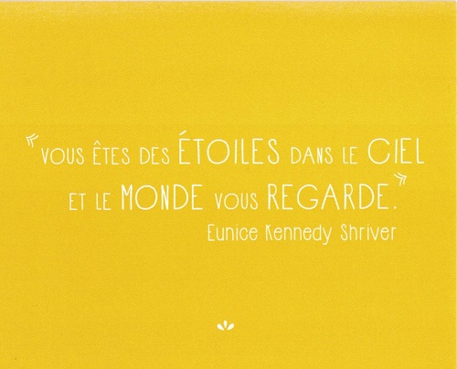 Citation de Eunice Kennedy Shriver